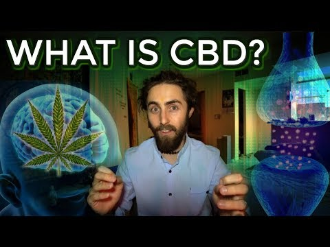 CBD Explained! (The Benefits & Effects of Cannabidiol)